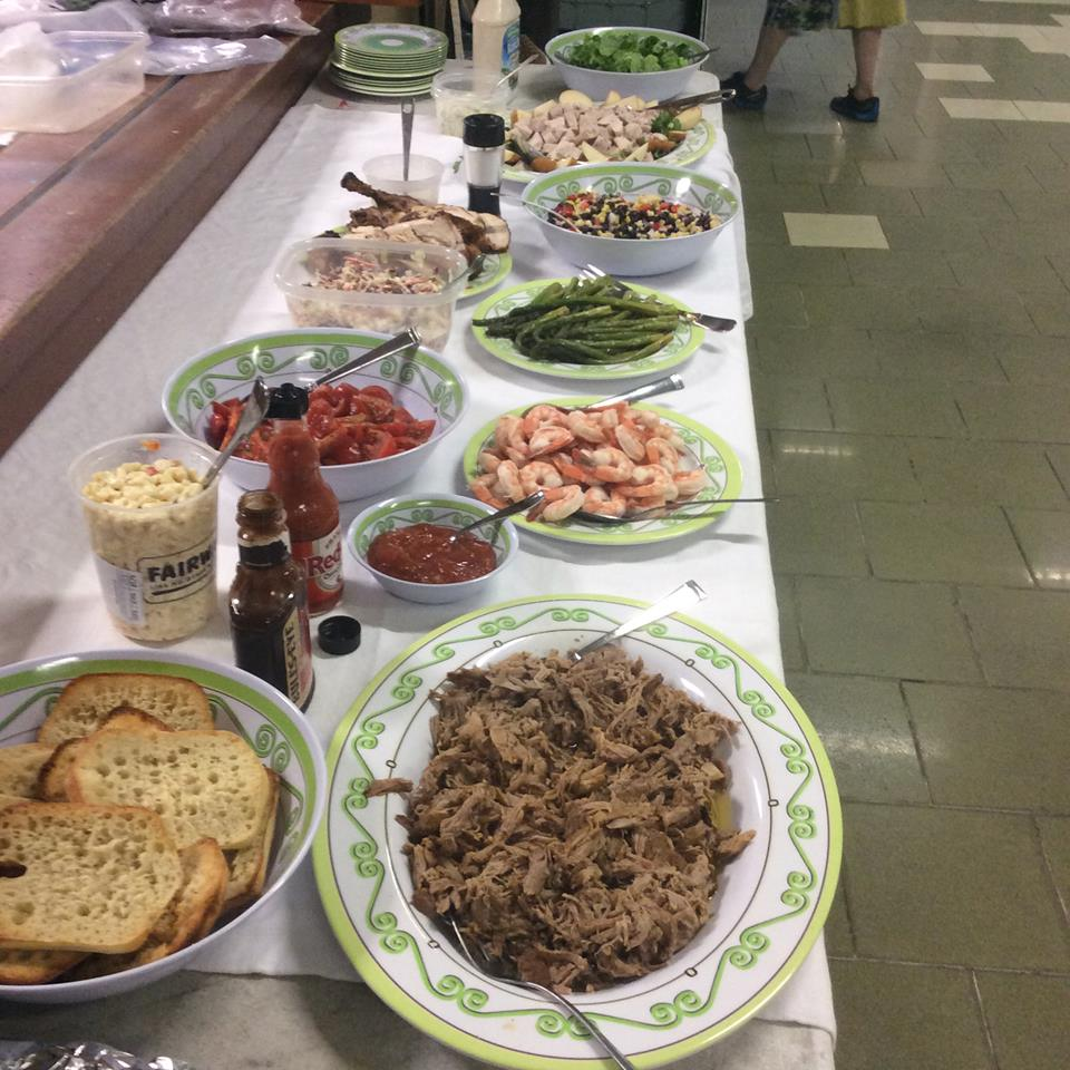 Monthly Volunteer Shelter Dinners @St. Paul and St. Andrew